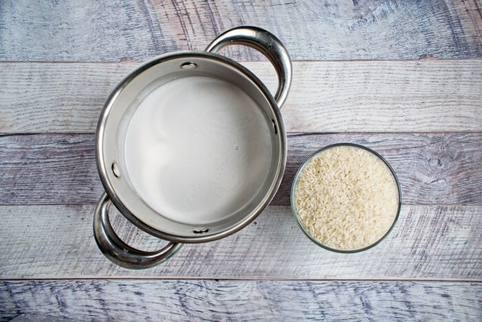 Asian Coconut Rice recipe - step 1