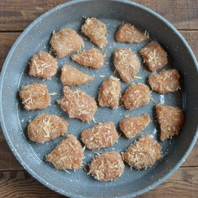 Baked Chicken Nuggets recipe - step 3