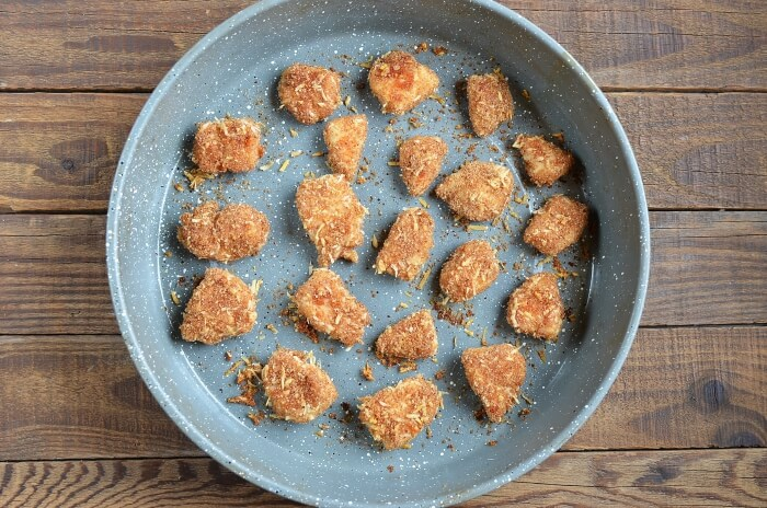 Baked Chicken Nuggets recipe - step 4