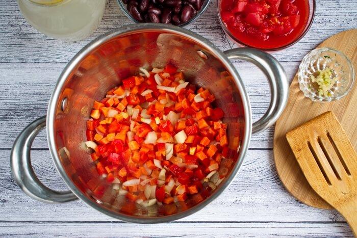 Homemade Beef Chili recipe - step 3