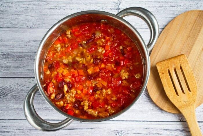 Homemade Beef Chili recipe - step 5