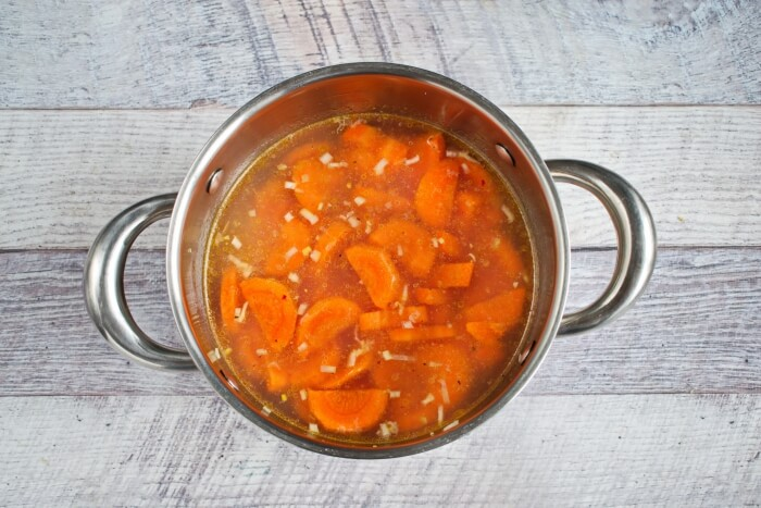 Carrot and Bacon Soup recipe - step 3