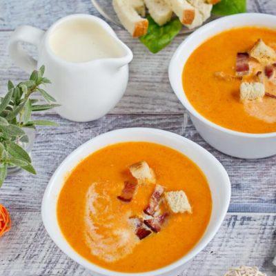 Carrot and Bacon Soup Recipe - Alternative Carrot Soup Recipes - Soup Recipes Using Bacon
