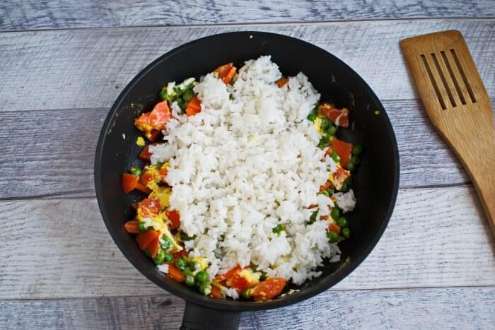 Chinese Fried Rice recipe - step 5