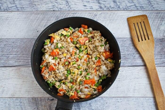 Chinese Fried Rice recipe - step 6