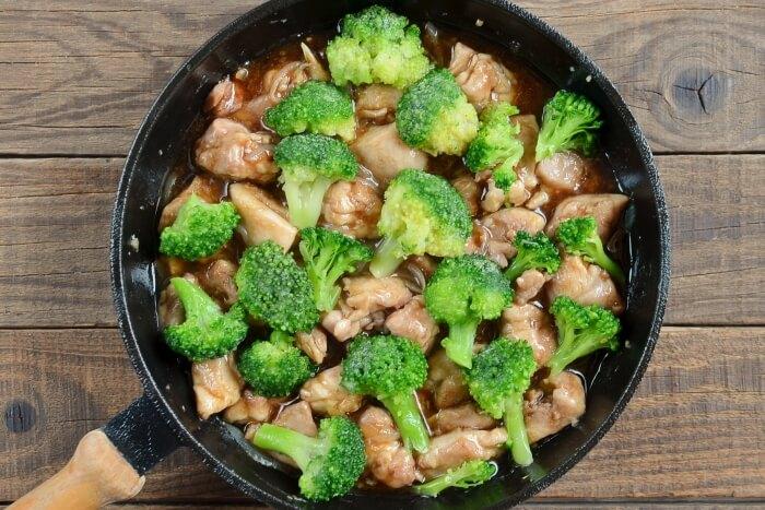 Chinese Stir-fry Chicken recipe - step 4