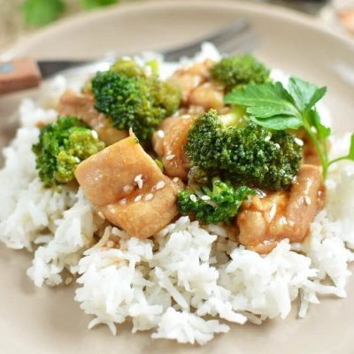 Chinese-Style Stir-fry Recipe - Best Asian Recipes - Chinese Chicken Stir Fry Recipe