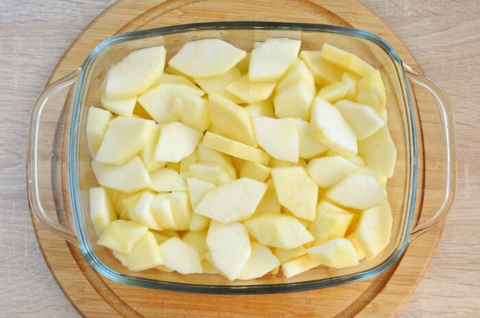 Classic Apple Cobbler recipe - step 2