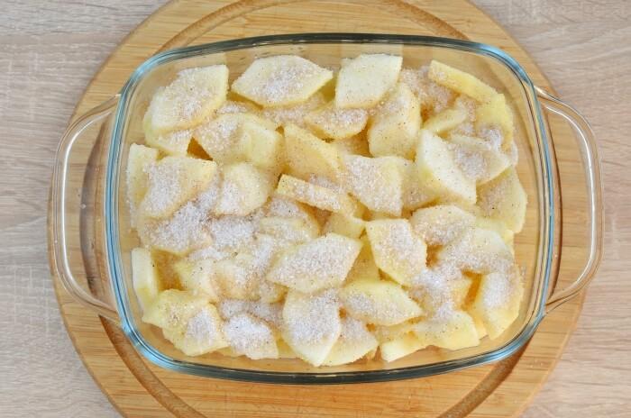 Classic Apple Cobbler recipe - step 3