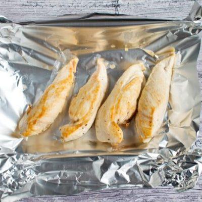 Classic Chicken Alfredo Pasta recipe - step 4
