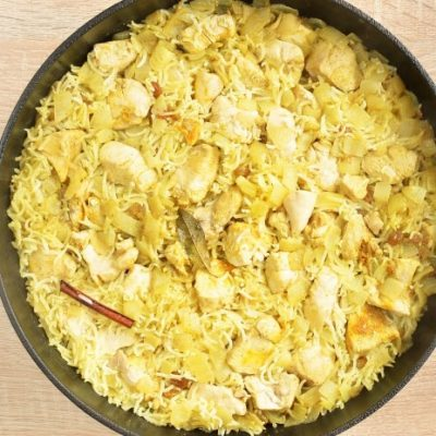 Classic Chicken Biryani recipe - step 4