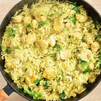 Classic Chicken Biryani recipe - step 6