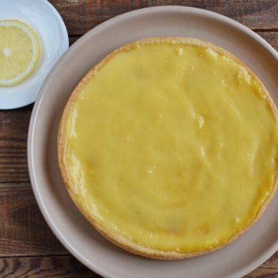 Classic Lemon Tart recipe - step 9