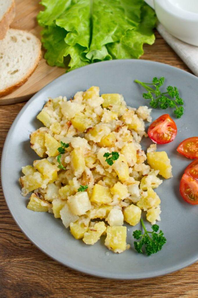 Low cholesterol Vegan side dish