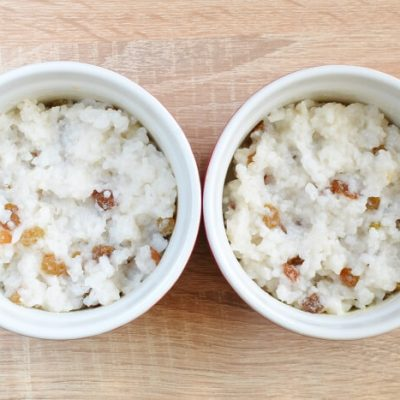 Quick Baked Rice Pudding recipe - step 2