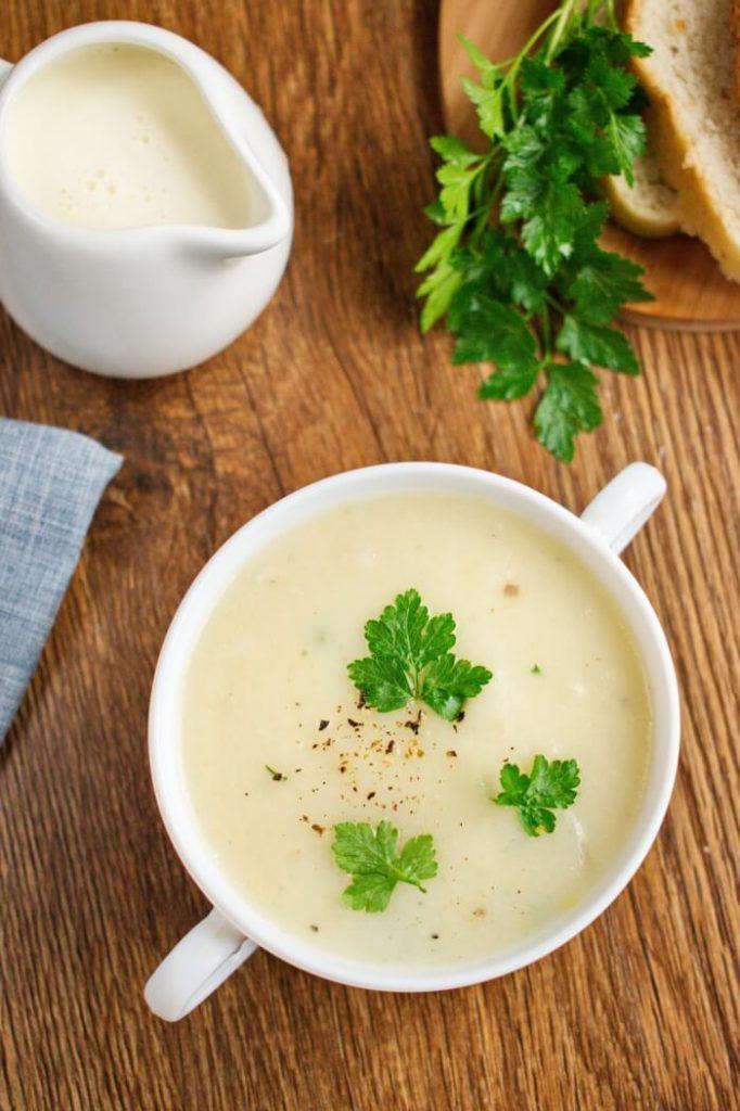 Creamy Potato Soup