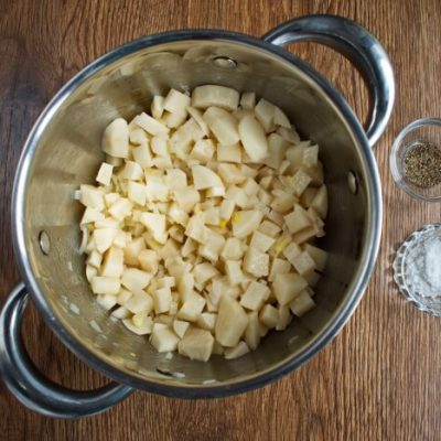 Creamy Potato Soup recipe - step 1