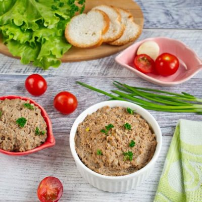 Cretons (Canadian Pork Spread) - Original Creton Recipe - French Canadian Meat Dressing Recipe