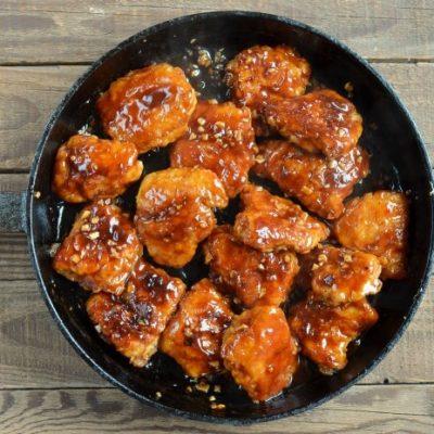 Crispy Sesame Chicken recipe - step 6