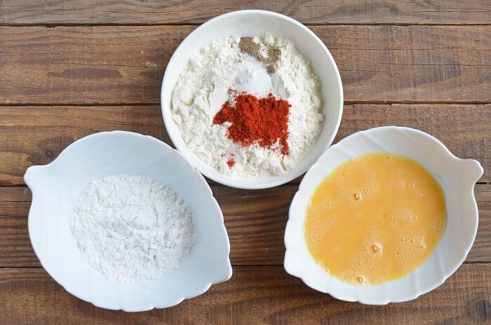Crispy Sesame Chicken recipe - step 2
