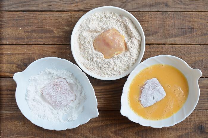 Crispy Sesame Chicken recipe - step 3
