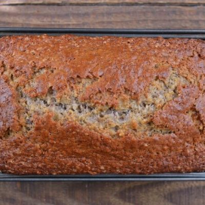 Easy Banana Bread with Nuts recipe - step 3