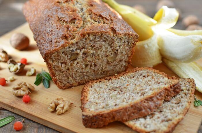 Easy Banana Loaf Recipe - Quick Banana Bread Recipe - Award Winning Banana Bread Recipe