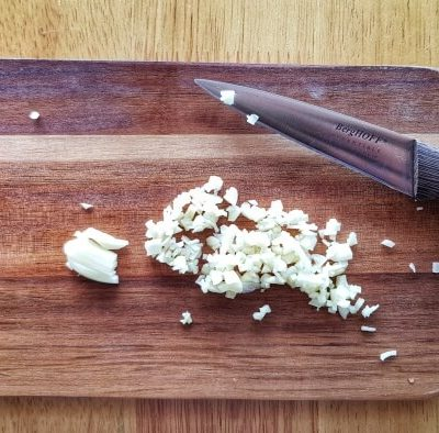 Keto Broccoli Cheddar Soup recipe - step 1