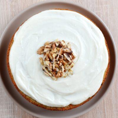 Easy Carrot Cake recipe - step 8