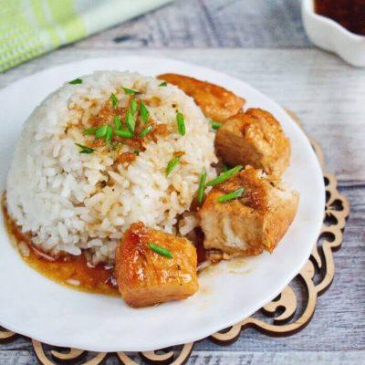 Easy Honey Garlic Chicken Recipe - Easy Chicken Recipes - Crispy Honey Garlic Chicken Recipe