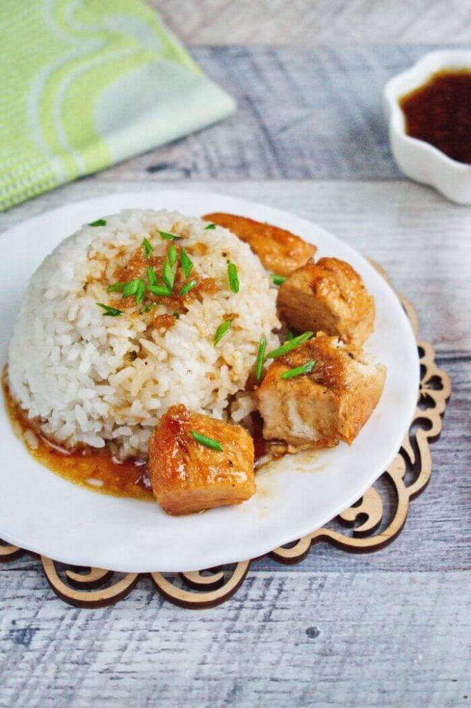 Easy chicken recipe with crispy skin