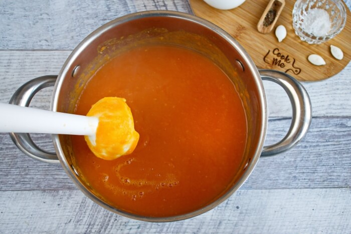 Easy Pumpkin Soup recipe - step 3