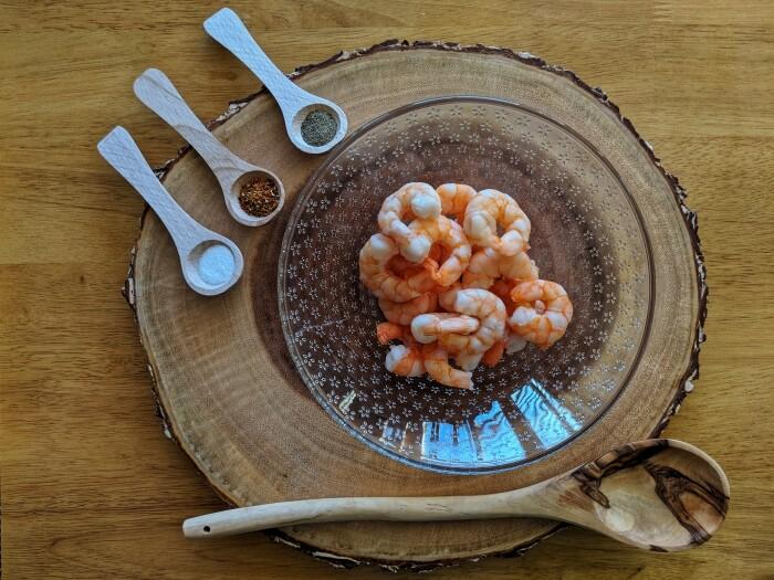 Easy Creamy Shrimp Pasta recipe - step 2