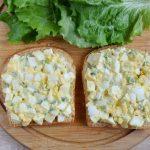 Egg Mayo Sandwich recipe - step 2