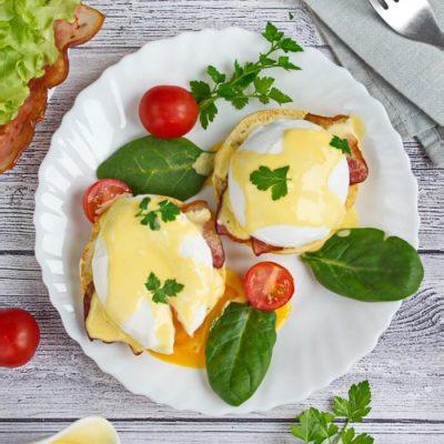 Eggs Benedict Recipe - Classic British Breakfast Recipe - Eggs Benedict Variations Recipes