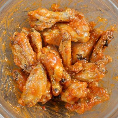 Keto Flaming Hot Chicken Wings recipe - step 6