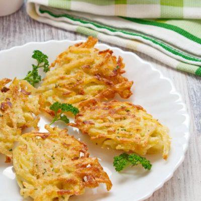 Hash Brown Patties Recipe - Best Potato Pancakes Recipes - Perfect Hash Browns