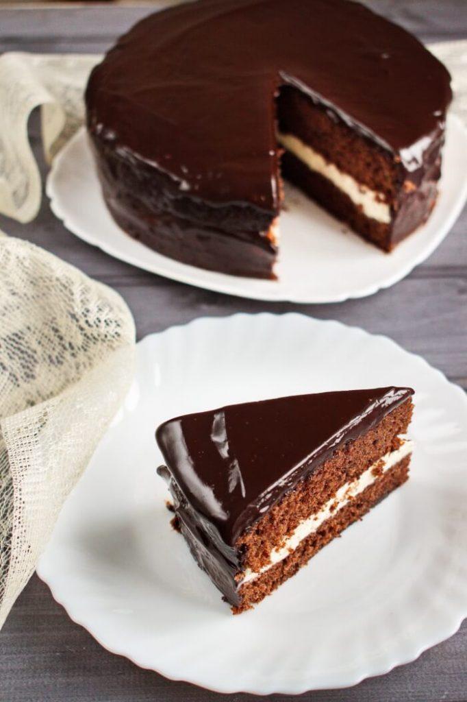 Easy Ho Ho Cake