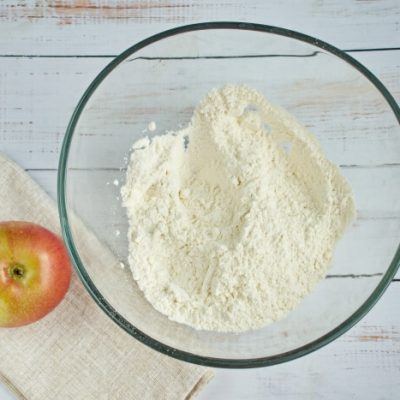 Easy Apple Galette recipe - step 1