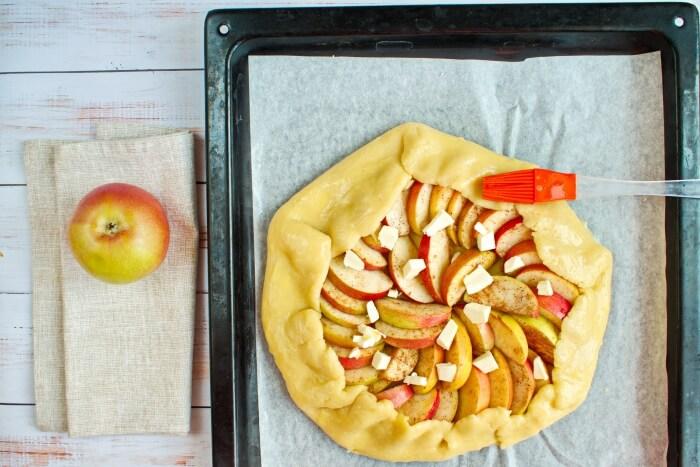 Easy Apple Galette recipe - step 10