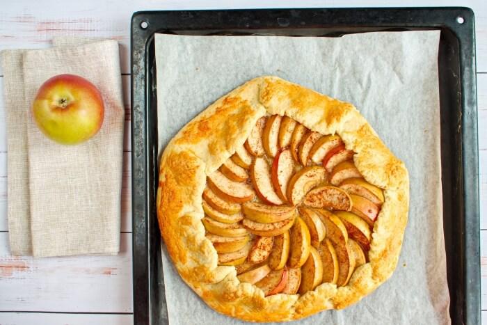 Easy Apple Galette recipe - step 11