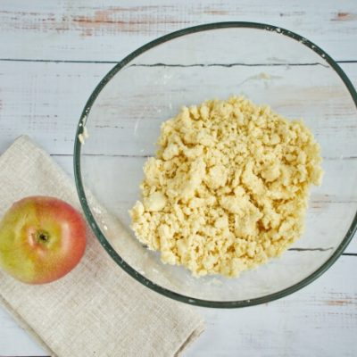 Easy Apple Galette recipe - step 2
