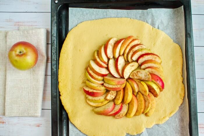 Easy Apple Galette recipe - step 7