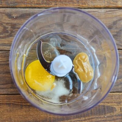 Homemade Keto Mayonnaise recipe - step 1