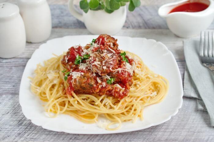 How to serve Juicy Beef Meatballs