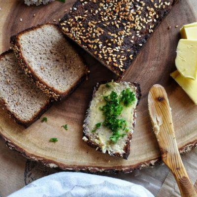 Keto Bread Recipe - Best Recipe for Ketogenic Diet - Keto Bread Coconut Flour Recipe