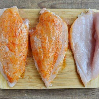 Keto Spinach Stuffed Chicken recipe - step 3