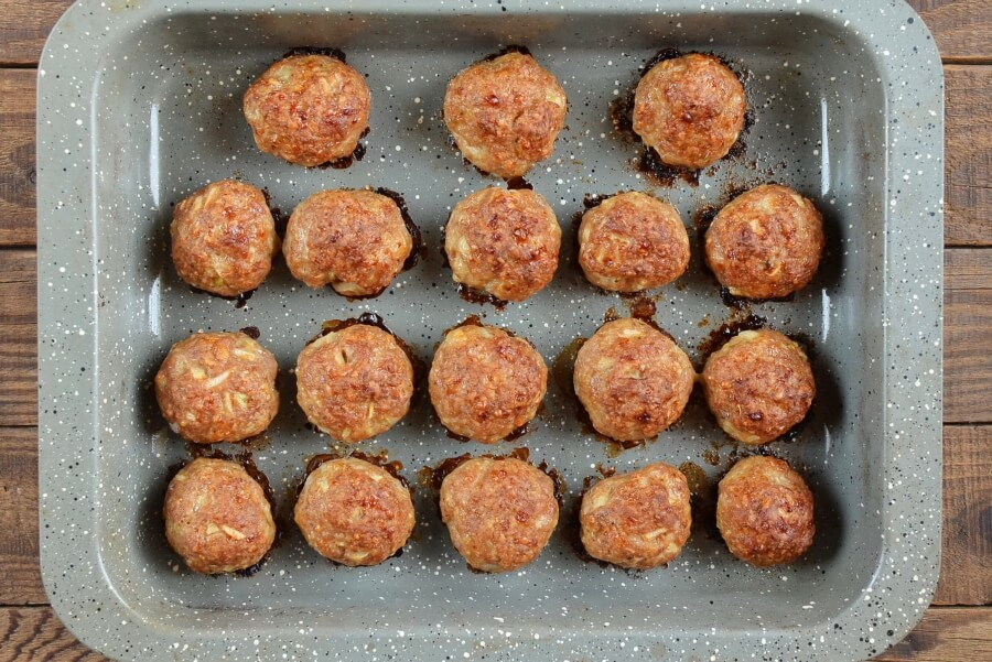 Perfect Eggless Meatballs recipe - step 4