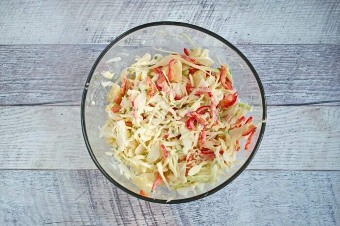 Pineapple Slaw recipe - step 3
