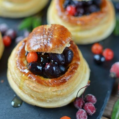Puff Pastry Cups Recipe - Basic Baking recipes - Pastry Shells Recipes for Fillings